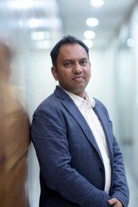 Rajiv Chilaka,Green Gold動畫公司首席執行官。